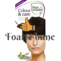 Vopsea de par femei Colour & Care Dark Brown 3