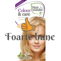 Vopsea de par Colour & Care Light Blond 8