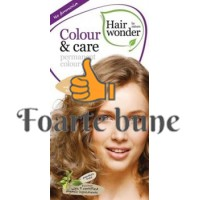 Vopsea de par femei Colour & Care Medium Blond 7