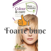 Vopsea de par Colour & Care 9 Very light blond