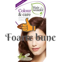 Vopsea de par  Colour & Care Mahogany 5.5