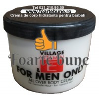 Crema de corp For Men Only