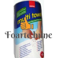 Prosop Hartie Multitower Extra Large Sano