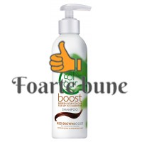Sampon nuantator par satenroscat Colour boost Redbrown