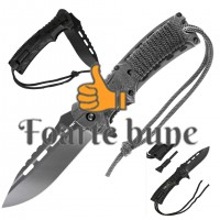 Briceag Mil-Tec Paracord Fire Starter Back