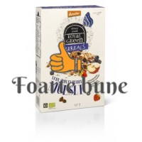 Cereale Very Spelty Berry Muesli Royal Green, 325 gr