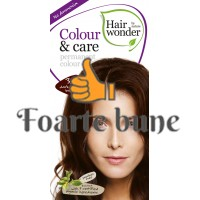 Vopsea de par Colour & Care 3.44 Dark Cooper Brown