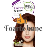 Vopsea de par Colour & Care 5.64 Henna Red